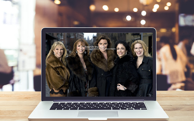 Real Housewives NYC Wallpapers Theme