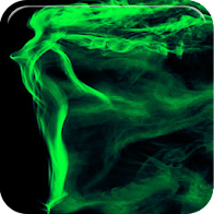 Neon Smoke Live Wallpaper