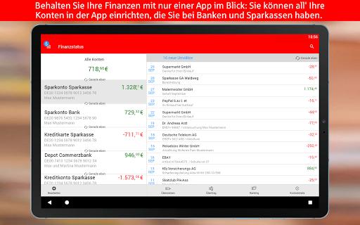 Sparkasse   Ihre mobile Filiale  screenshots 9