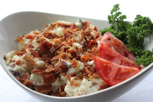 Simple Ranch Potato Salad