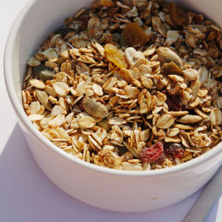 Homemade Fat Free Granola