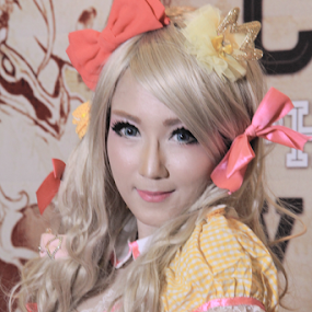 LALA #1 by Timmothy Tjandra - People Portraits of Women ( cosplay, potrait, female, woman, costume,  )