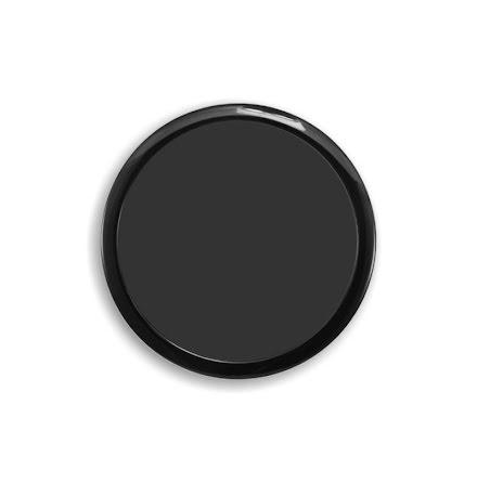 DEMCiflex magnetisk filter 210mm, rund, sort