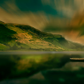 by David Harris - Landscapes Waterscapes