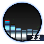 MODERN POWERAMP VISUALIZATION 2.1.5 (Paid)