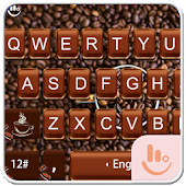 Coffee Bean Keyboard Theme