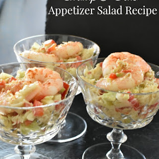 Seafood Salad With Crab Meat And Shrimp Recipes