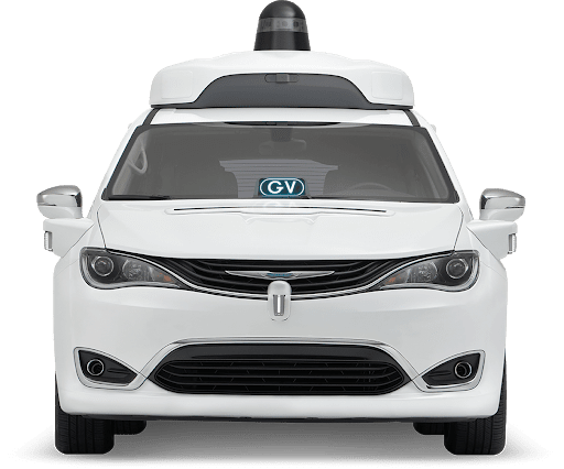 Waymo One vehicle