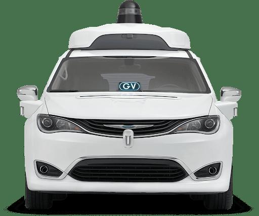 Waymo One vehicle