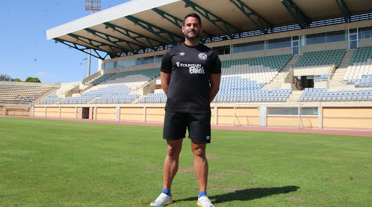 Álvaro Romero vuelve al CD El Ejido
