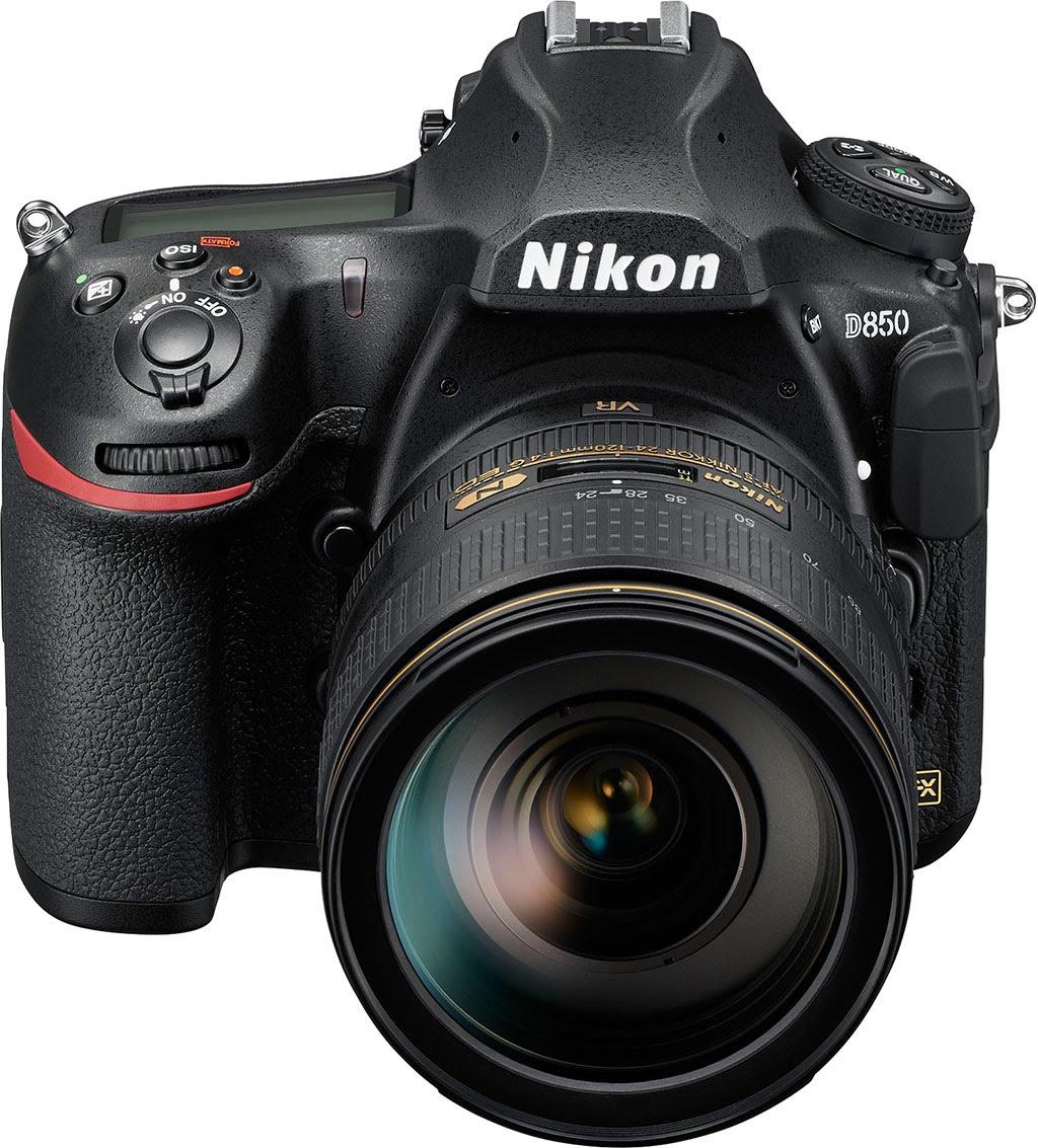 Nikon D850 - melhores câmeras DSLR Full Frame