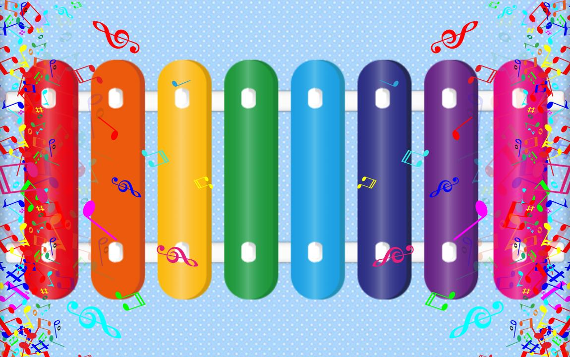 Kids Piano - Xylophone- screenshot