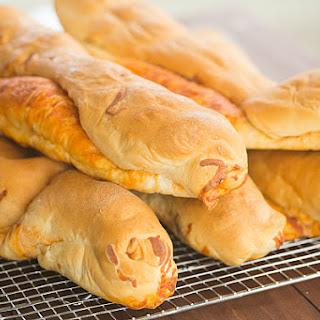 Pepperoni Bread.
