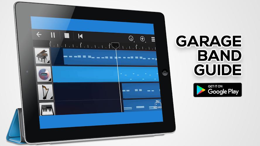 Download Guide for garageband APK latest version app by bizcrea for