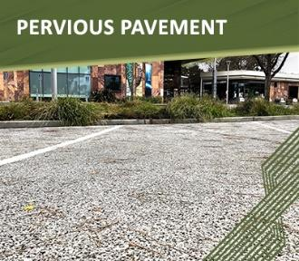 Apply for a Pervious Pavement rebate