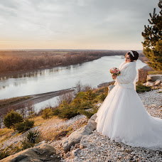 Wedding photographer Ekaterina Gonoshilkina (katria7). Photo of 19.02.2018
