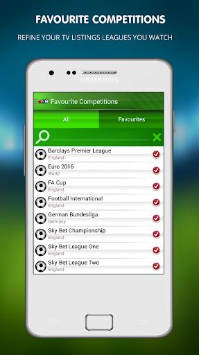 Live Football on TV 1.14 screenshots 5