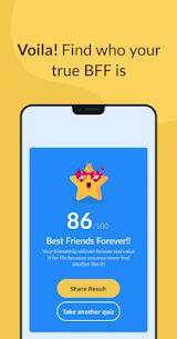 BFF Friendship Test 4