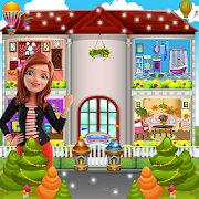 Dreamy Doll's House - Decorating Game