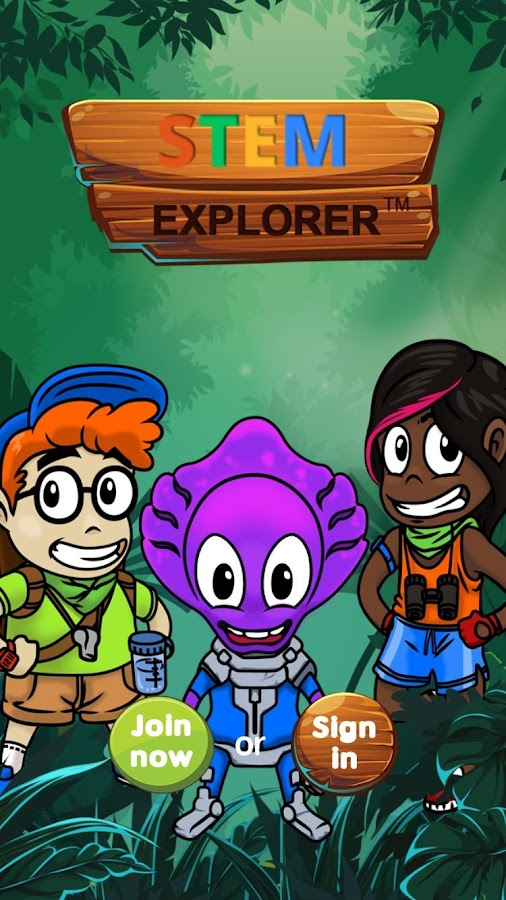 STEM Explorer- screenshot