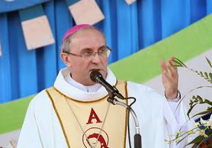 Huấn từ của Đức Tổng Giám Mục Leopoldo Girelli ngày Đại hội giới trẻ 2014