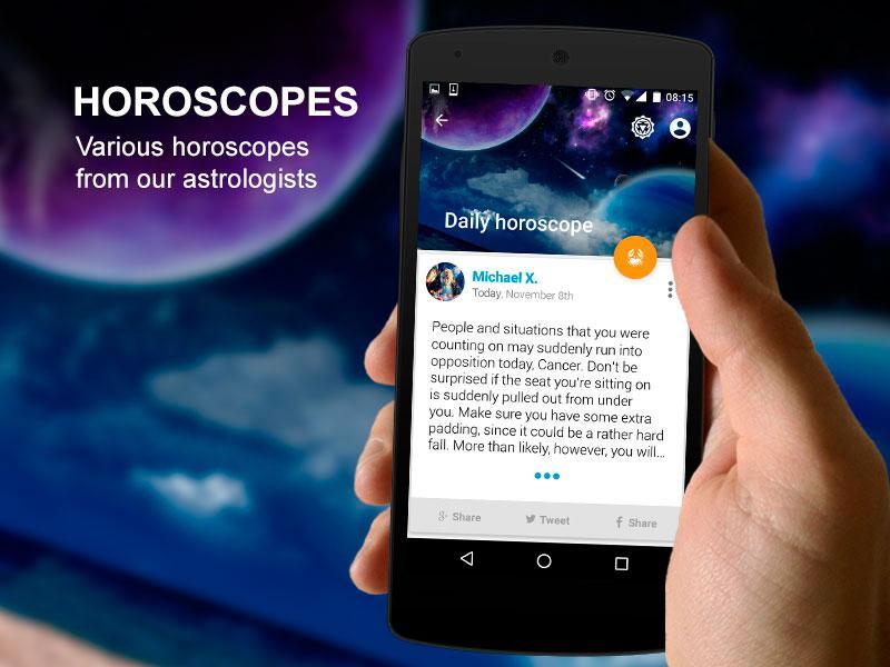 Screenshots of Horoscope & Tarot. Dream Interpretation for iPhone