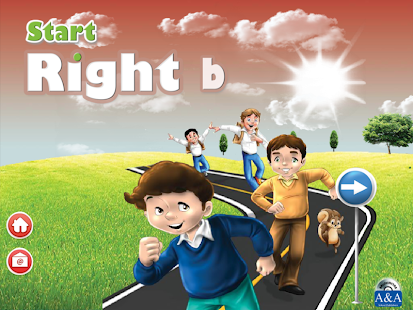 Start Right b SPECIAL EDITION - náhled