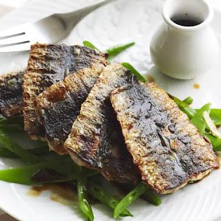 Broiled Sardines.
