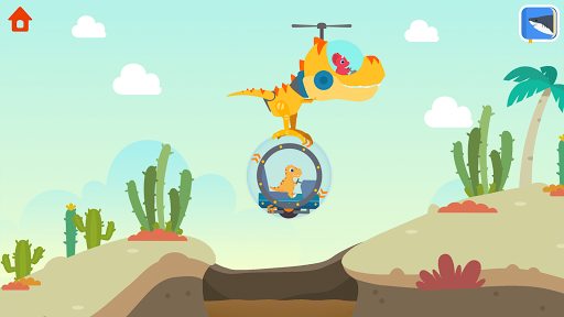 Dinosaur Ocean Explorer - Sea Exploration Games 1.0.2 screenshots 5