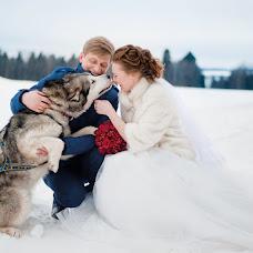 Wedding photographer Natalya Kanischeva (Natalyka). Photo of 17.03.2015