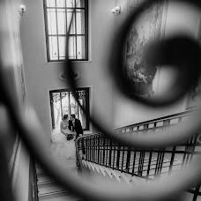 Wedding photographer Oksana Kuchmenko (milooka). Photo of 13.06.2017