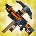 Mad GunZ - pixel shooter & Battle royale icon