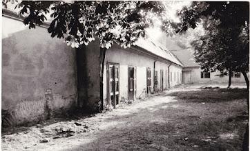 Photo: 1983. január 1-én a helyi alapiskola kiköltözött a kastélyból, így az épület üresen maradt, és a vandalizmus martalékává vált. Szerettük volna visszaszorítani a rongálást, újra használatba venni a kastélyt. Ezért az elkövetkező években több alkalommal különféle művészeti táborok szervezésére és megvalósítására hasznosítottuk.