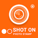 Shot On Stamp for Mi: Watermark Camera & Gallery icon
