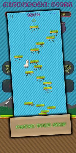 Happy Llama Jump screenshot 16