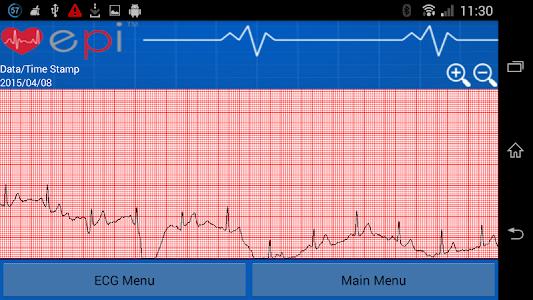 Epi EMS screenshot 1