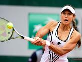 Vitalia Diatchenko maakt op Roland Garros indruk met stevige armspieren