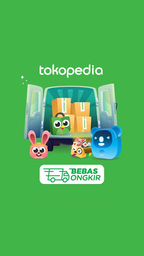 Tokopedia screenshot 1