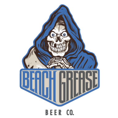 Logo of Beach Grease Surf Reaper Golden IPA
