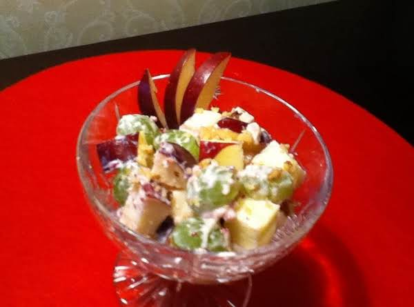 Apple Cranberry Salad Recipe