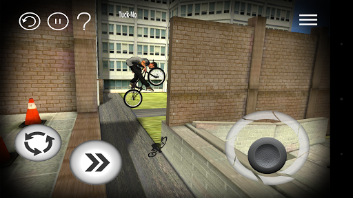 BMX Streets v1.01 APK+DATA (Mod + PAID)