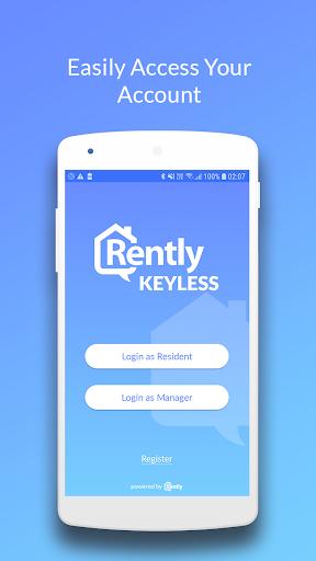 Rently Keyless screenshot 1