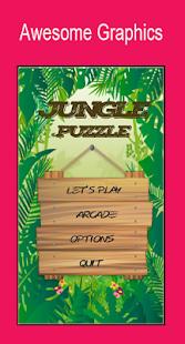 Jungle Block Puzzle - náhled