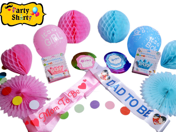 Party Sharty (Birthday,Return Gifts And Decorative Items)