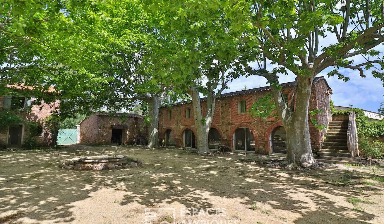 Maison avec piscine et terrasse La Crau
