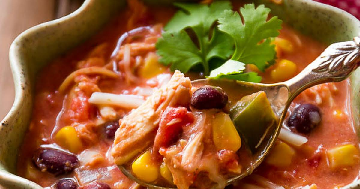 10 Best Leftover Chicken Chili Recipes