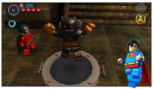 LEGO Batman: DC Super Heroes screenshot 2