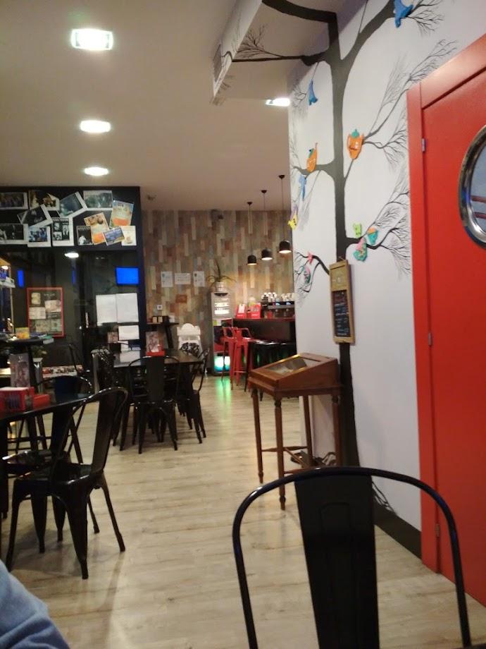 Foto Melandrainas Café Cultural 12