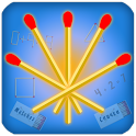 Matches and puzzles icon