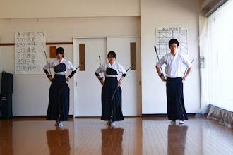 Photo: 矢渡し